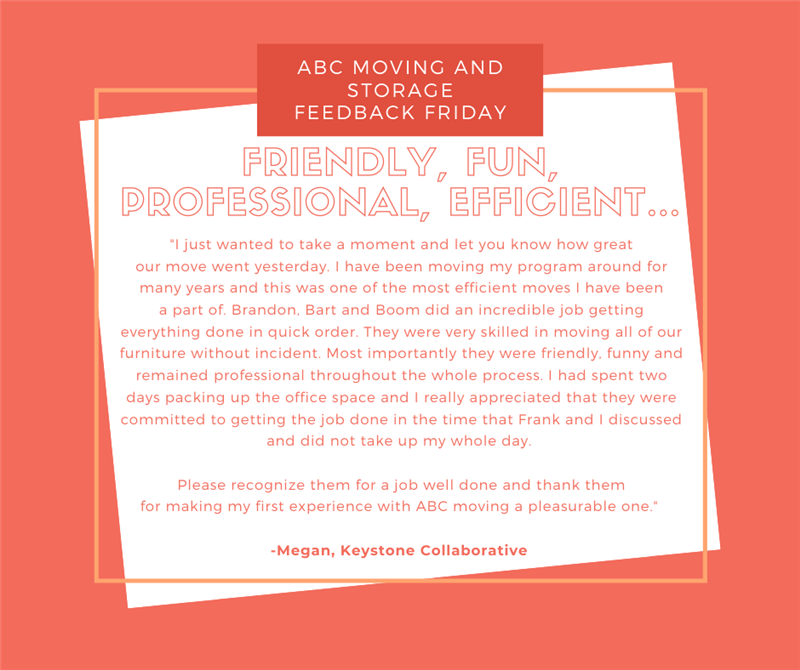 Feedback Friday