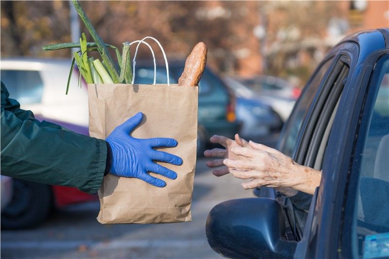 Making A Difference: Donating Food When You Move