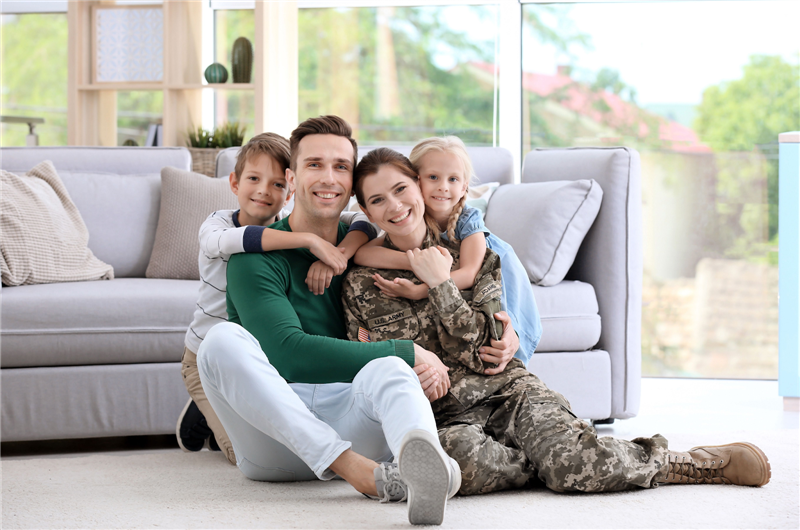 5 Things to Know About Military Families