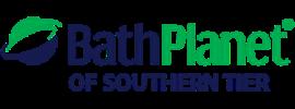 Bath Planet of Southern Tier Logo