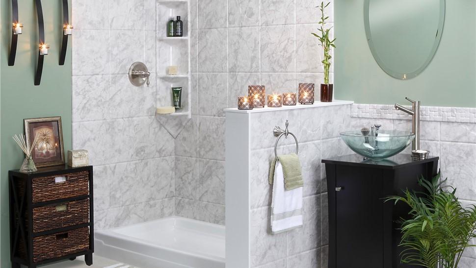 Bath Conversion - Tub to Shower Conversions Photo 1
