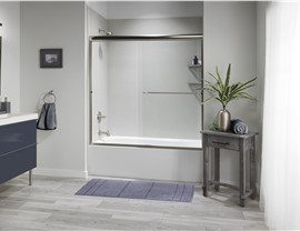 Bath Conversion - Shower to Tub Conversions Photo 2