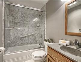 Bath Conversion - Shower to Tub Conversions Photo 4