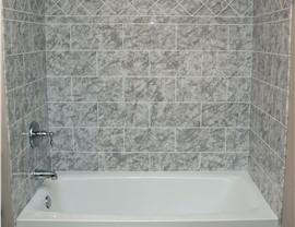 Bath Conversion - Shower to Tub Conversions Photo 3