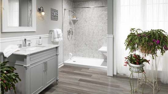 Keep 'Em Busy $750 Off Bathroom Remodeling