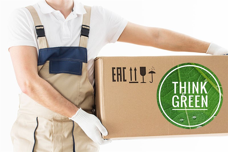 How to Help the Environment During Cross-Country Relocation