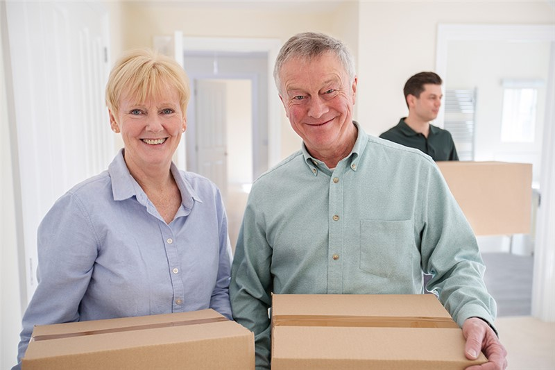 Making a Move Less Stressful on Seniors Using Madison Long-Distance Movers