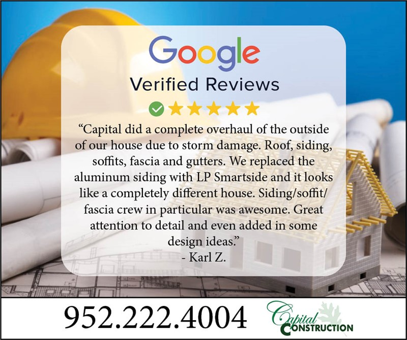Google Review 7/13/2020