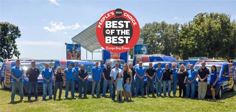 "CMK Construction Receives ""2020 Best of the Best Awards"""