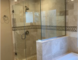 Bath Remodel Project in Clearwater | CMK Construction Inc ...
