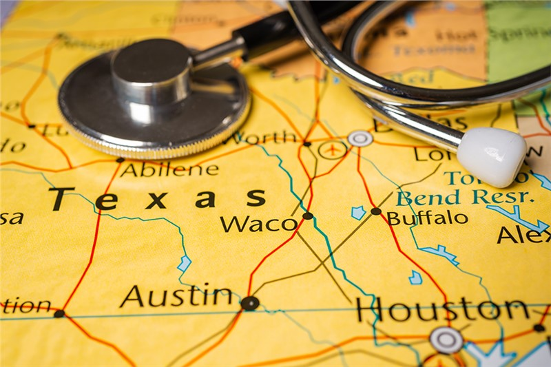 Long Distance Moving to Texas to Advance Your Healthcare Career