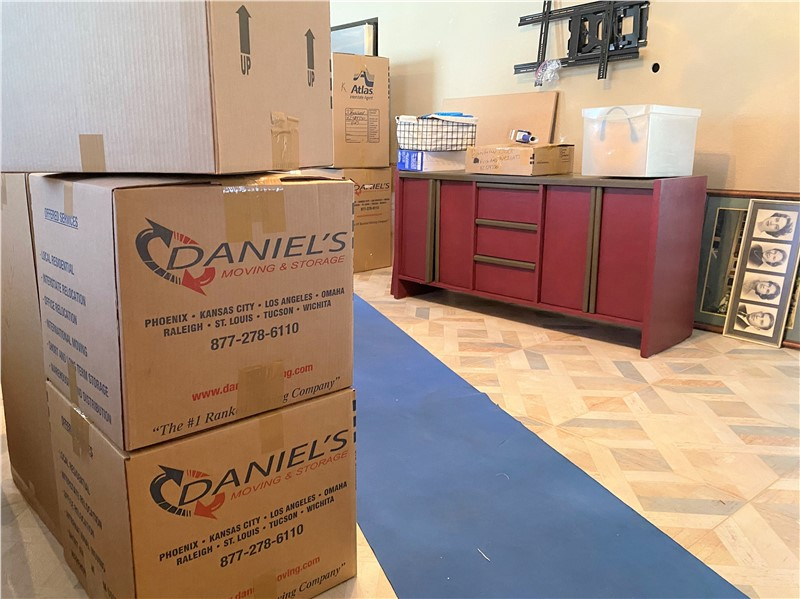 5 Ways to Decrease Moving Day Stress