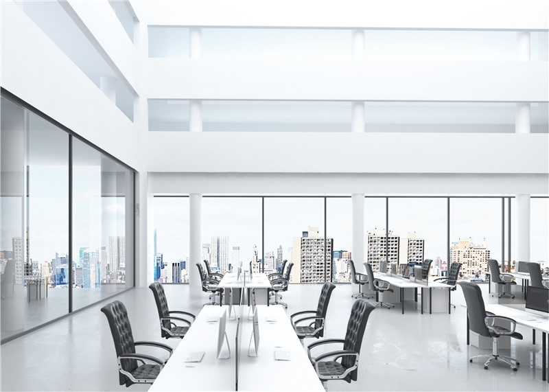 The Future of Office Space in the Post-pandemic Era