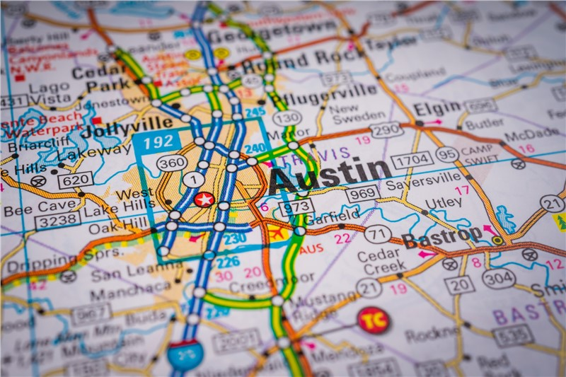 People are Long Distance Moving to Austin for Tech Career Opportunities