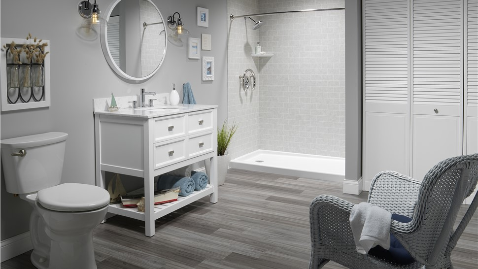 Santa Clara Bathroom Remodeling Photo 1