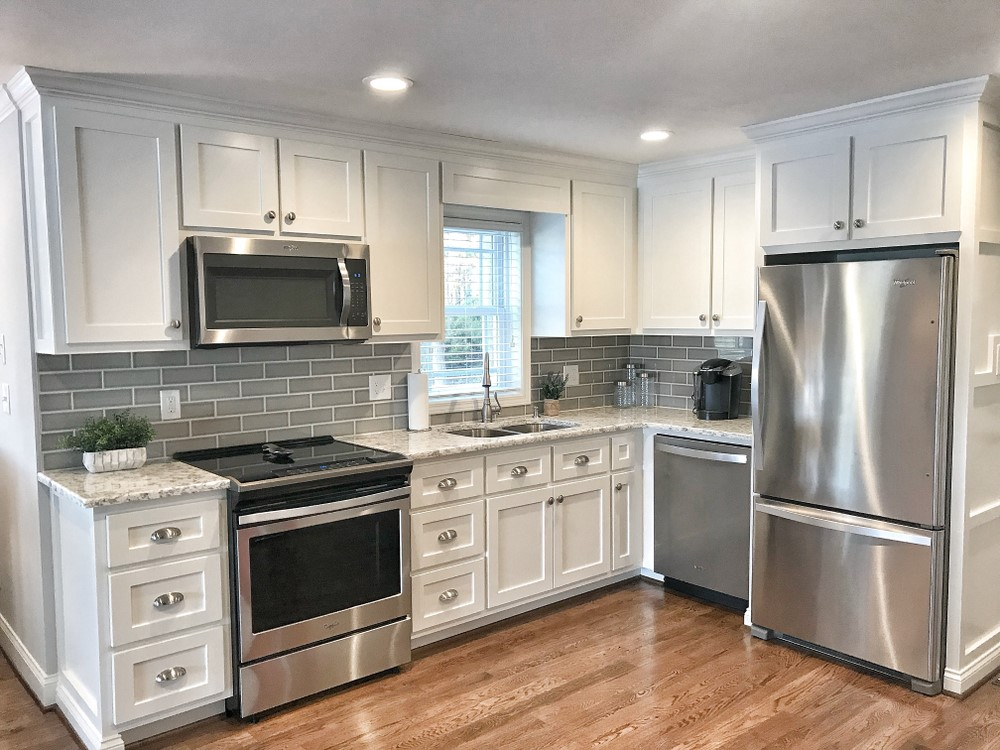 Cedar City Cabinet Refacing Financing Options Kitchen Cabinets