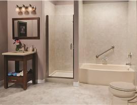 Hurricane Bathroom Remodeling Photo 2