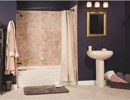 Hurricane Bathroom Remodeling Photo 3