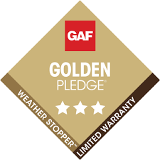 Why Go With GAF's Golden Pledge Warranty!