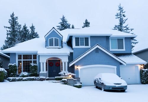 Energy Savings and Winter Upgrades