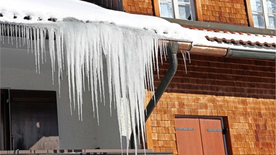 ice dams roofing company special