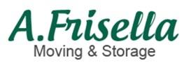 A. Frisella Moving & Storage Services Logo