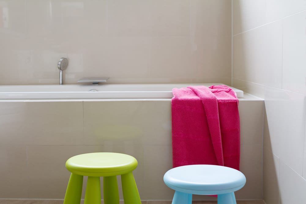5 Bathroom Safety Tips for Babies and Kids