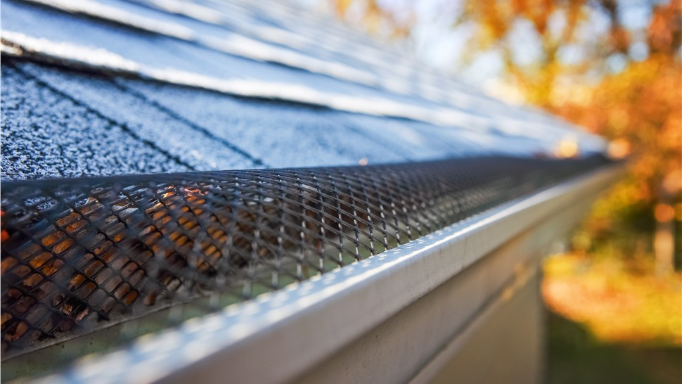 Gutter Protection ---------- Gutters Photo 1