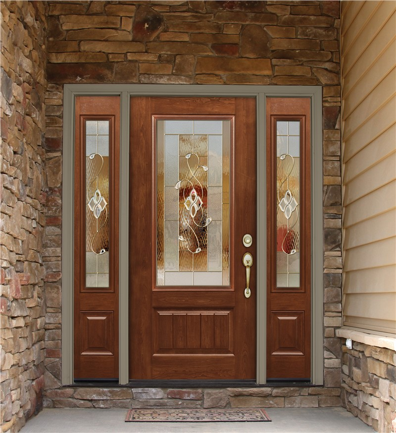 What are the Advantages of Fiberglass Entry Doors?