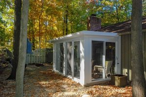 A Sunroom in the Winter, 3 Benefits
