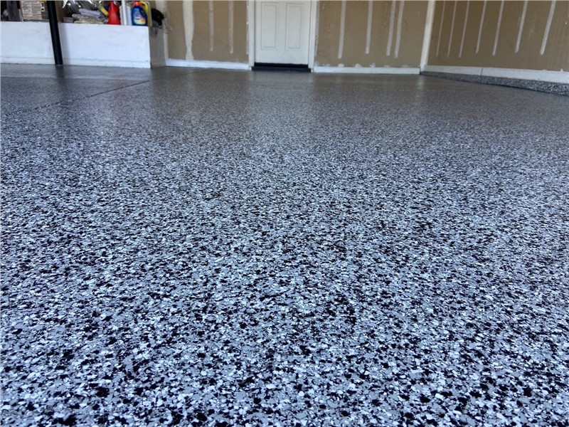 Concrete Garage Floor Coating in Merced, CA