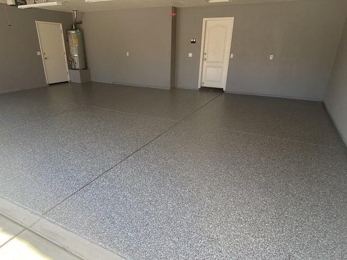 Best Coating for a Garage Floor