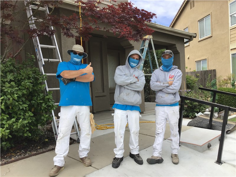 We're Committed To Safe (and Healthy!) Painting