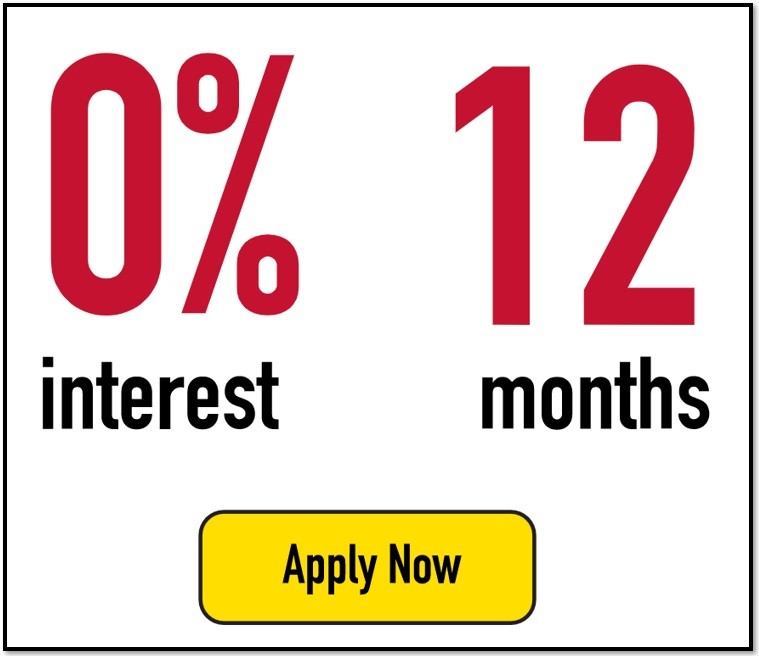 No Interest 12 Months