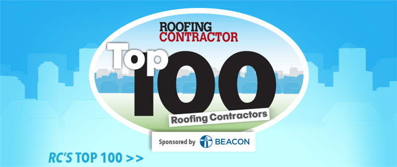 Legacy Lands #44 Spot on the Top 100 Roofing Contractor List for 2021