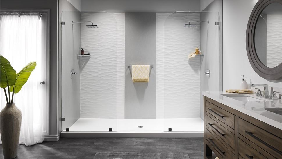 Showers- Walk In Showers Photo 1