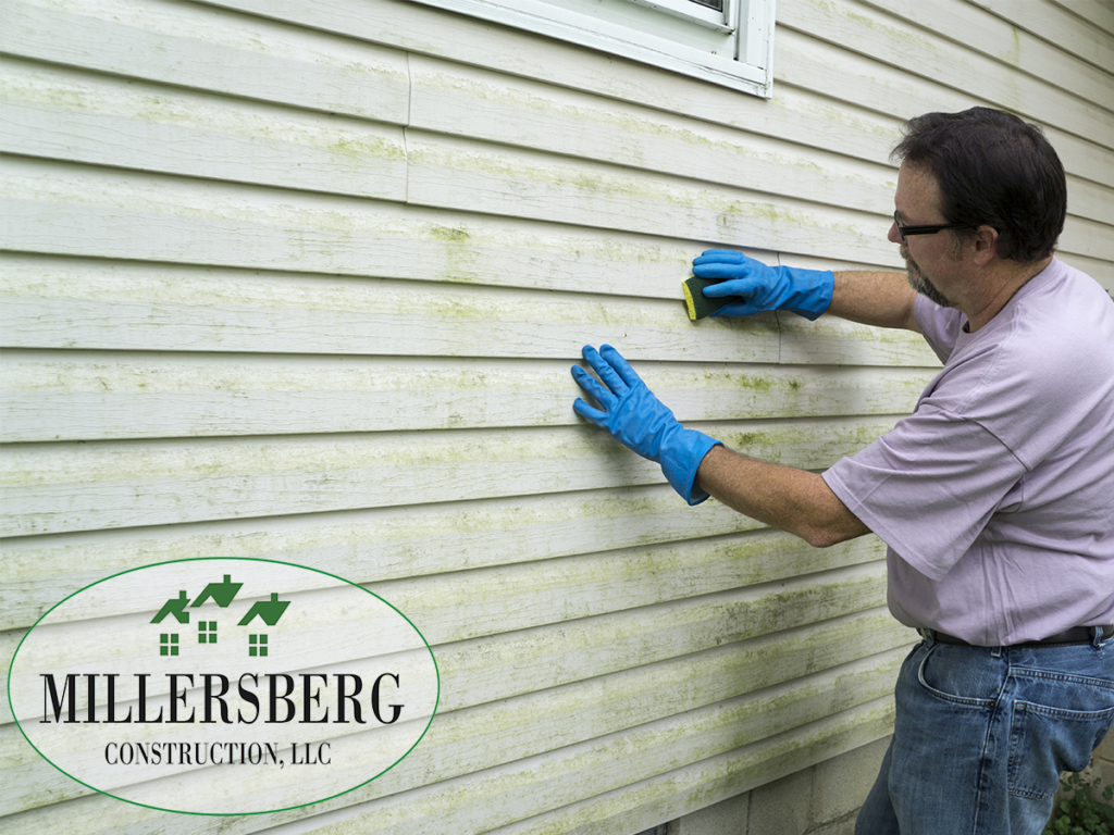 Cleaning Your Vinyl Siding: A Step by Step Guide