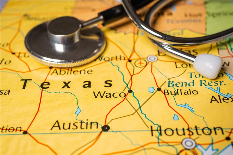 Thinking About a Career in Medicine? Consider Moving to Texas from New Jersey!