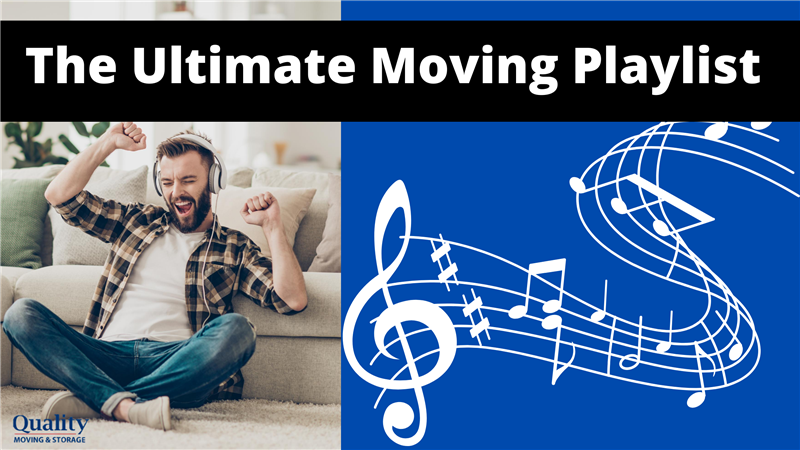 The Ultimate Moving Playlist