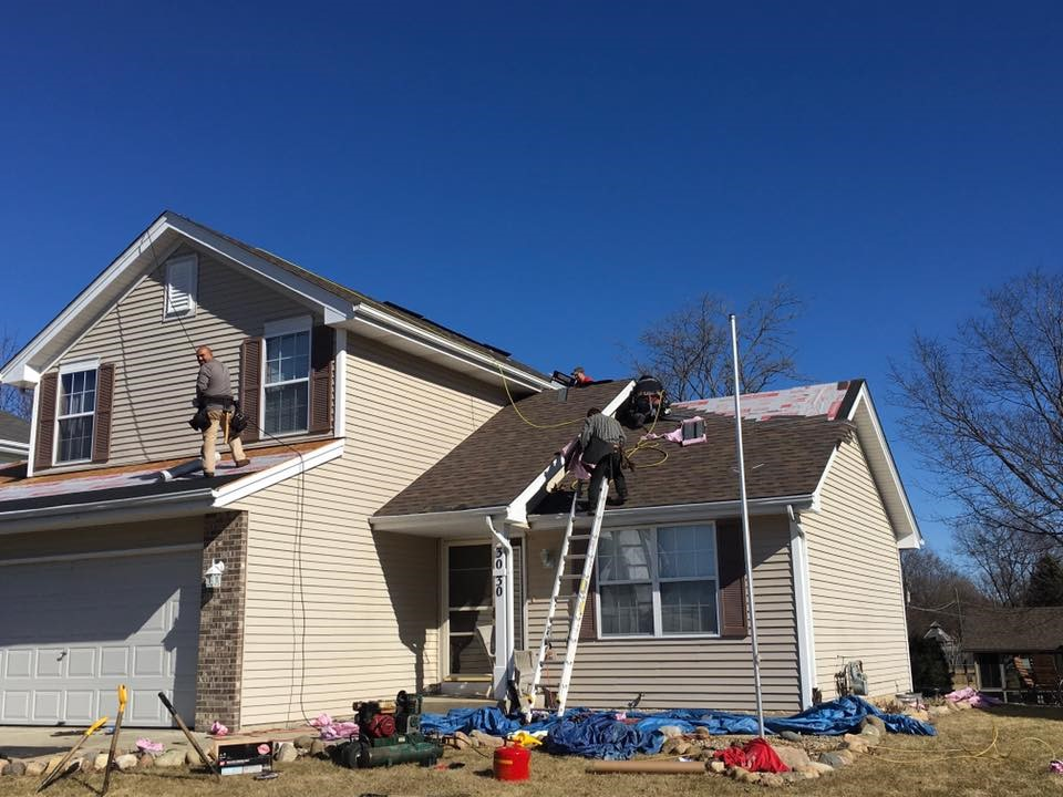 Naperville Roofing & Siding Contractor | Ready Roof