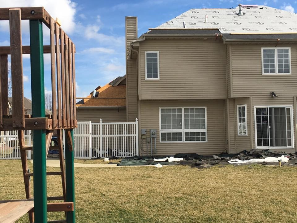Naperville Roofing Siding Contractor Ready Roof