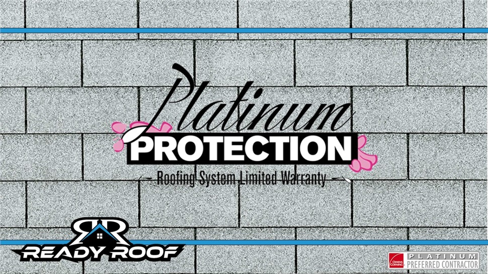 Owens Corning Platinum Protection From Ready Roof