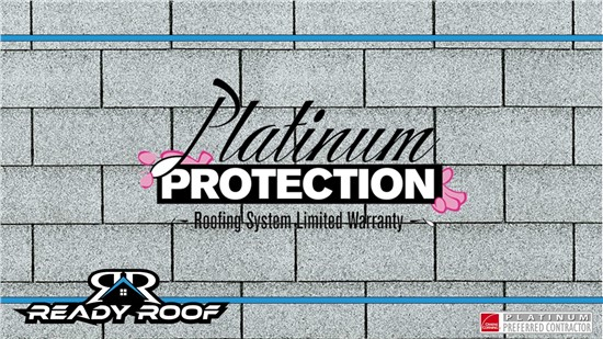 Free 50 year labor and material warranty on your roof