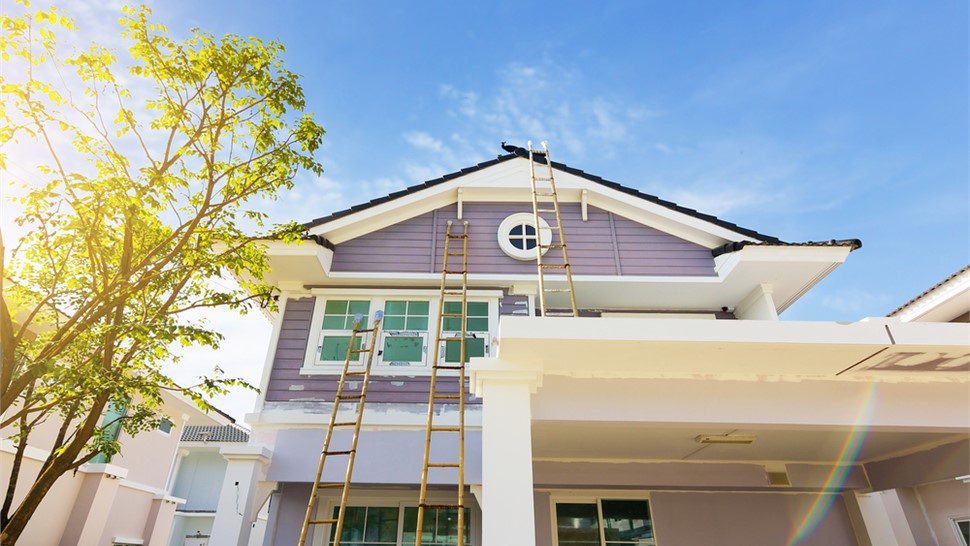 Residential Exterior Painting Photo 1