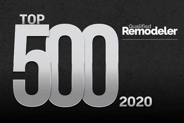 Top 500 Remodelers Nationwide
