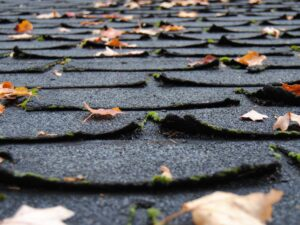 roofing problems - shingles