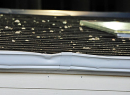 roofing problems - gutters