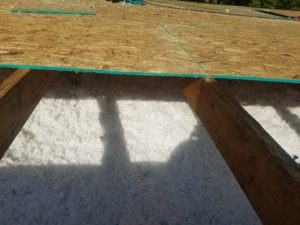 Ann Arbor Roof Replacement - Insulation- Roof Advance