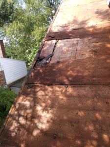 Ann Arbor Roof Replacement - Roof Damage - Roof Advance
