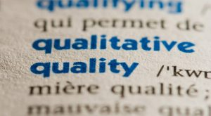 President's Corner: How We Are the Definition of Quality
